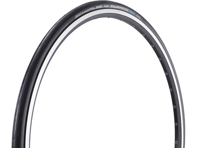 """SCHWALBE Durano DD Clincher Tyre Performance 28"""", graphite-skin"""